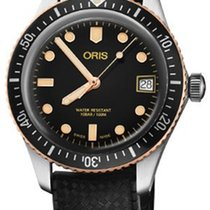Oris Divers Sixty Five 01 733 7747 4354-07 4 17 18 2020 new