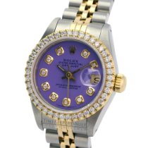 Rolex 69173 Gold/Steel 1990 Lady-Datejust 26mm pre-owned United States of America, California, Sherman Oaks
