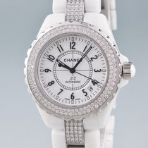 Chanel Ceramic 38mm Automatic H1422 pre-owned
