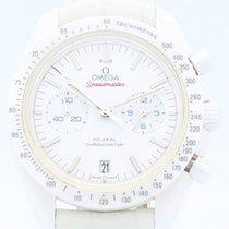 Omega Speedmaster Professional Moonwatch Ceramic 40mm White No numerals