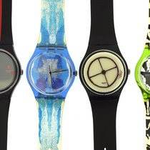 Swatch Plastic 47mm Quartz pre-owned
