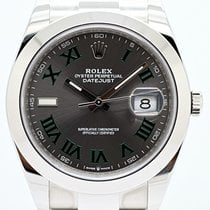 Rolex Datejust 126300 LC100 2019 nov
