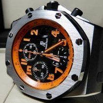 Audemars Piguet Royal Oak Offshore Chronograph Volcano Ατσάλι 42mm Μαύρο