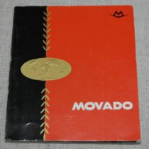 Movado 1970 pre-owned