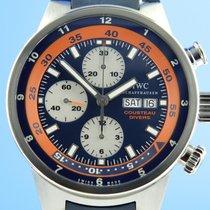 IWC Aquatimer Chronograph 3781 2007 usados