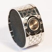Gucci Steel 15mm Quartz YA112401 new