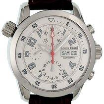 Louis Erard Sportive Chronograph Day Date Stahl Automatik 42mm
