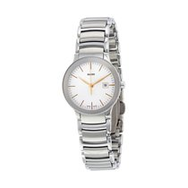 Rado Centrix S Silver Dial Stainless Steel Ladies Watch Watch