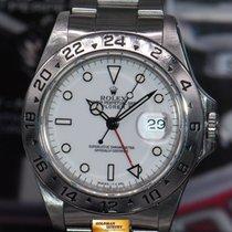 롤렉스 (Rolex) Oyster Perpetual Explorer II Ref 16570 White (mint)