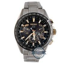 Seiko Astron GPS Solar Dual Time SSE073