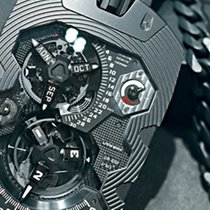 Urwerk UR- 1001 New Steel Automatic Australia, Perth