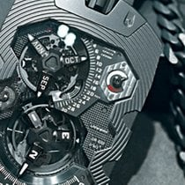 Urwerk Steel Automatic UR- 1001 new