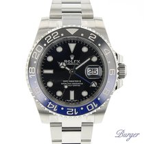 Rolex GMT-Master II BLNR NEW