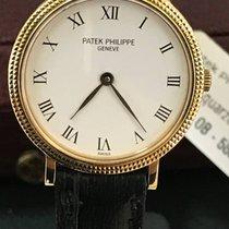 Patek Philippe calatrava 4819 lady gold
