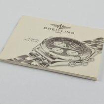Breitling Anleitung Manual Chrono Jetstream