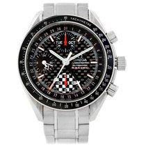 Omega Speedmaster Schumacher Day Date Watch 3529.50.00 Unworn