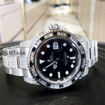 Rolex GMT-Master II 116710LN Diamond Aftermarket