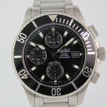 Marcello C. Tridente Chronograph #A3346 Box, Papiere