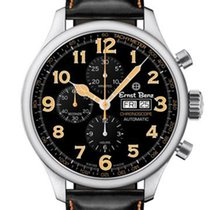 Ernst Benz Chronograph 47mm Automatic new Black