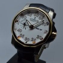 Corum Admiral's Cup Competition 48 Rose Gold Titanium EU Warranty