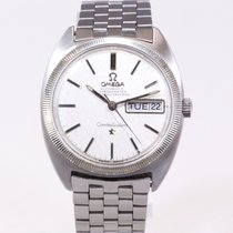 Omega Constellation Day-Date Steel 35mm Silver No numerals United States of America, Georgia, Sandy Springs