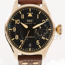 IWC Bronze Automatic Black 46mm new Big Pilot