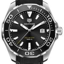 TAG Heuer Aquaracer new Quartz Watch with original box and original papers WAY101A.FT6141