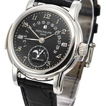 Patek Philippe Minute Repeater Perpetual Calendar 37mm Black