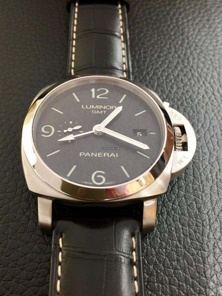 fec815a759d Relógios Panerai Luminor 1950 usados
