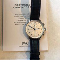 IWC Steel 40.9mm Automatic IW371446 new Australia, MELBOURNE