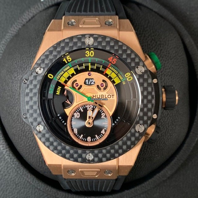 b3ad21547 Hublot Big Bang 45 mm Fifa World Cup Brazil Gold 412.OQ.1128.RX for $22,003  for sale from a Private Seller on Chrono24