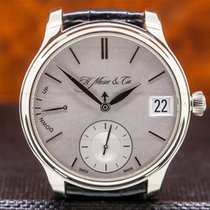 H.Moser & Cie. 41mm Handopwind tweedehands Endeavour