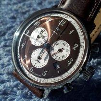 Zeppelin Stahl 40mm Quarz 70865 neu Deutschland, Hamburg