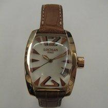 Locman Rose gold 28.5mm Quartz Ref. 153 new