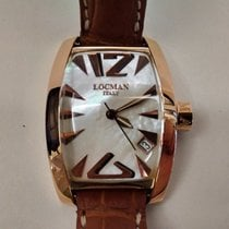 Locman Rose gold 28.5mm Quartz Ref. 153 new
