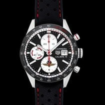 TAG Heuer Carrera Calibre 16 CV201AS.FC6429 new