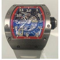 Richard Mille RM 030 Titanio 50mm