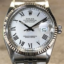 Rolex 16014 Steel Datejust 36mm pre-owned United States of America, Texas, Dallas