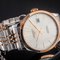 Longines Record L28205727 pre-owned