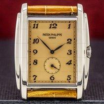 Patek Philippe Gondolo White gold 33mm Gold Arabic numerals United States of America, Massachusetts, Boston