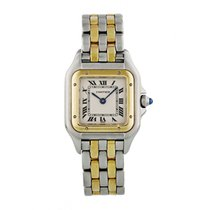Cartier Steel 22mm Quartz 1120 pre-owned United States of America, New York, New York