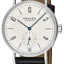 NOMOS Tangomat Datum Steel White United States of America, New York, Brooklyn