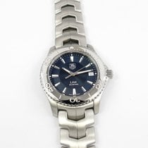 TAG Heuer Link Quartz Steel 39mm Blue