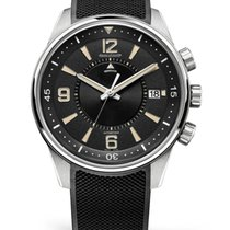 Jaeger-LeCoultre Polaris Steel 42mm Black Arabic numerals United States of America, Georgia, Alpharetta