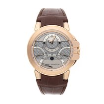 Harry Winston Rose gold 44mm Automatic 400-MCRA44R-2 pre-owned United States of America, Pennsylvania, Bala Cynwyd