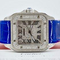 Cartier Santos 100 2656 2012 usados