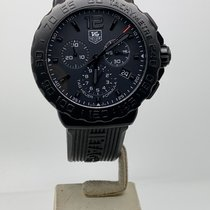 TAG Heuer Formula 1 Quartz Acier 42mm Noir France, Paris
