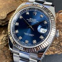 Rolex Datejust 41mm Bleu