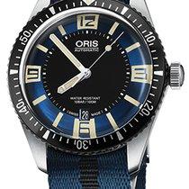 Oris Divers Sixty Five Steel 40mm Blue
