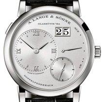 A. Lange & Söhne Lange 1 Platinum 38.5mm Silver United Kingdom